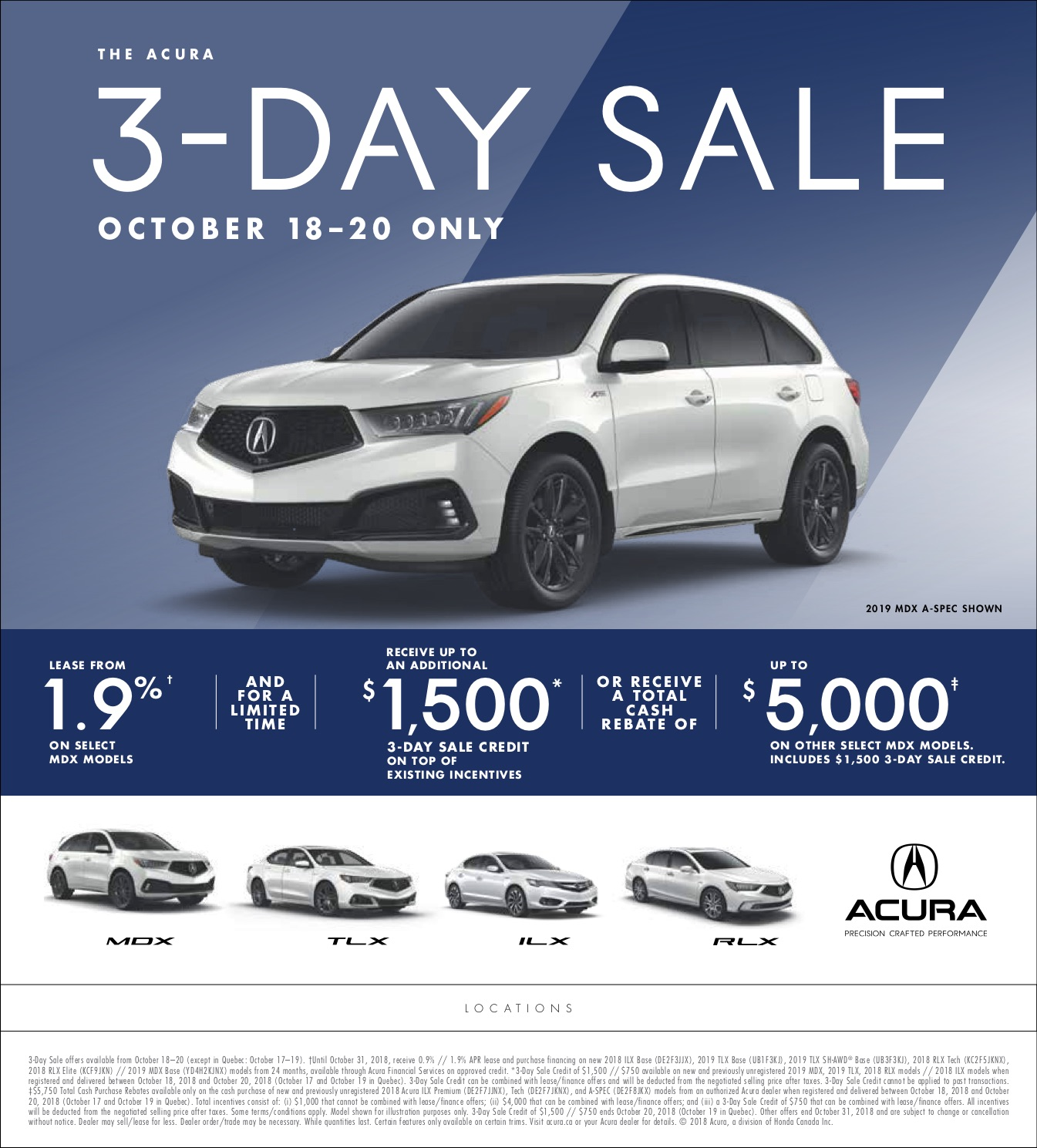 Kingston Acura
